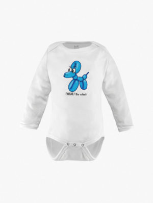 Blue Dog Long Sleeve