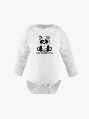 Blue Panda Long Sleeve