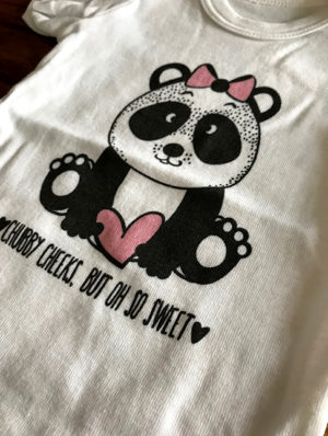 Pink Panda Long Sleeve