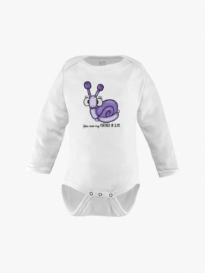 Purple Snail Long Sleeve