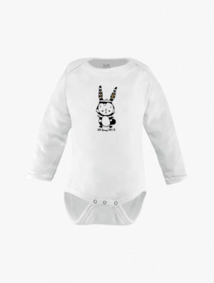 Striped Bunny Long Sleeves