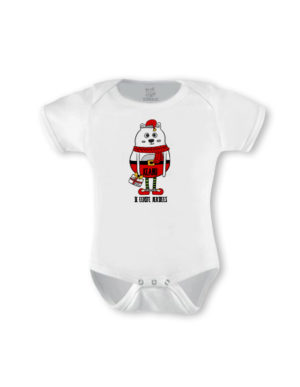 Christmas Bear Short Sleeve