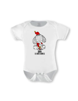 Christmas Elephant Short Sleeve